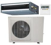 18.0 SEER Fujitsu single zone mini-split system