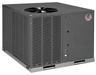 4.0 Ton 16 Seer Rheem / Ruud Package Heat Pump - RQRMA042JK000